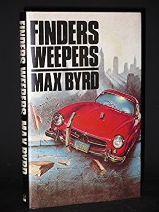 book cover of Finders Weepers