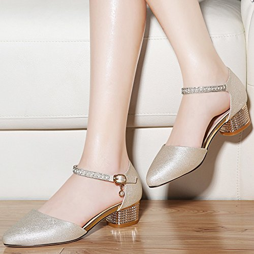 KHSKX-A Female Korean Spring Spring Shoes Thick With Shallow Mouth Shoes Leisure Shoes All-Match With Spring Tide Beige nIpBoo
