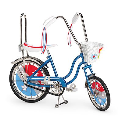 American Girl Julie's Banana Seat Bike supplier