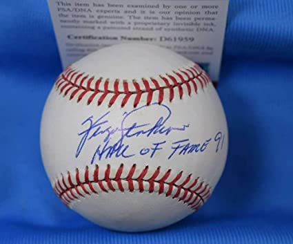 2e5e69e0fe5 Image Unavailable. Image not available for. Color  Ferguson Jenkins Signed  Ball ...