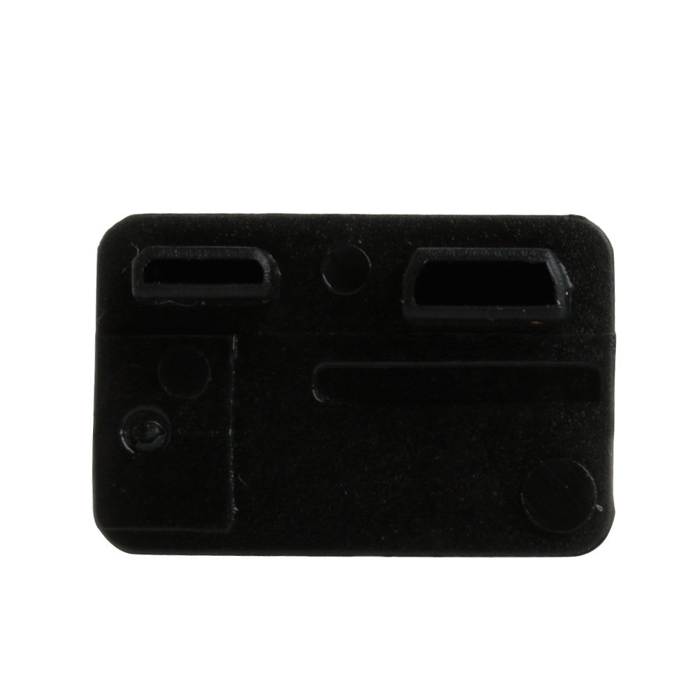 Feamos Replacement USB Side Door Dust Plug Cover Case Repair Part for GoPro Hero 3 3+ 4 Black by Feamos (Image #6)