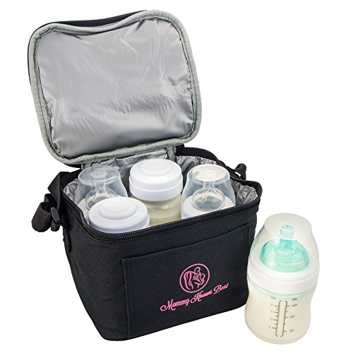 insulated baby bottle cooler - 1