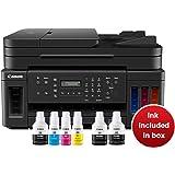 Canon PIXMA G7020 Wireless MegaTank All-In-One Printer,black