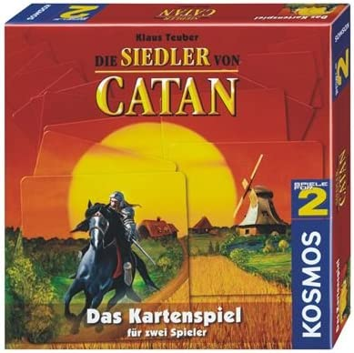 Juego de cartas (6850100) Siedler von Catan, de Kosmos: Amazon.es: Juguetes y juegos