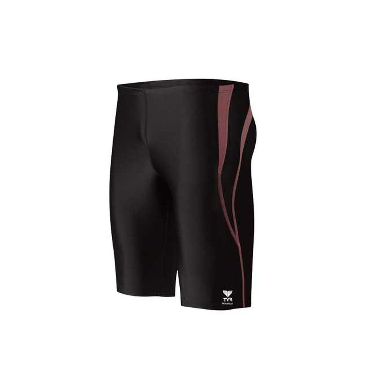 TYR Sport Boys' Alliance Durafast Splice Jammer Swim Suit SPSP7Y