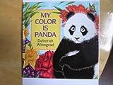 My Color Is Panda, Winograd, 0671791524