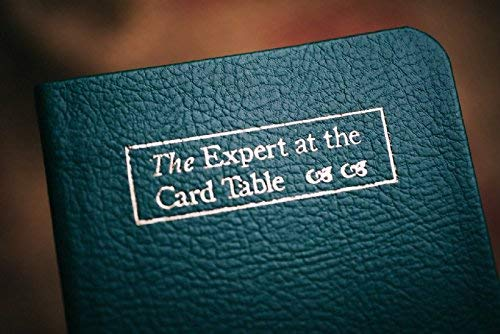 Expert at the Card Table - Erdnase Bible - Luxurious Green ()