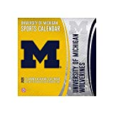 University of Michigan Wolverines 2020 Calendar