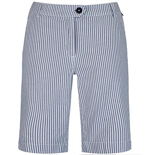 Regatta Great Outdoors - Pantalones cortos ajustados modelo Sophilia para mujer Blanco