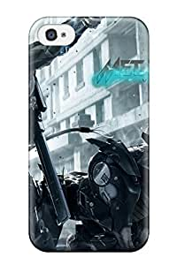 Best New Metal Gear Rising Revengeance 3 Tpu Skin Case Compatible With Iphone 6 4.7