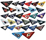 Twin Pack NFL Tabletops (64) 2 Complete Sets of 32 Football Teams Helmet Logo Broncos Chiefs Cowboys Dolphins Eagles Giants Lions Packers Panthers Patriots Raiders Rams Redskins Steelers Bills Saints