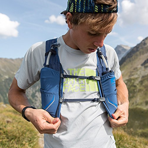Nathan NS4544-0377-32 Male 2.5L Running Hydration Packs, True Navy/Blue Nights, Small by Nathan (Image #8)