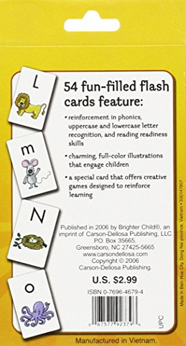 The 8 best alphabet flash cards