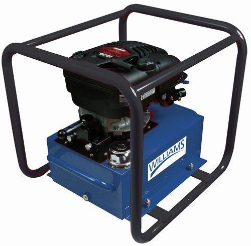 Williams Hydraulics 5G65H5G Gas Engine Pump 6.5 Horse Pow...