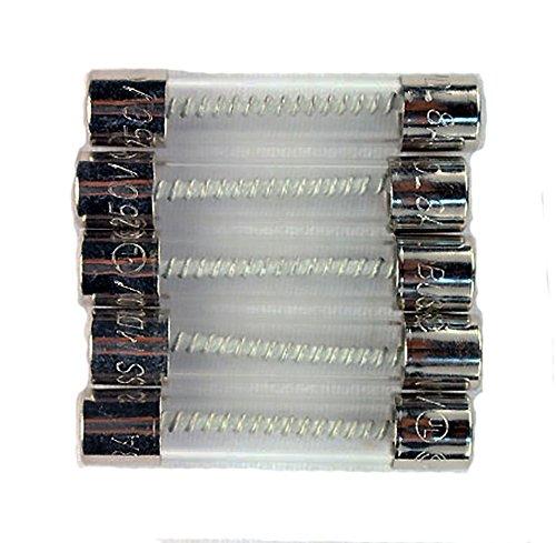 8 amp 250 volt slow blow fuse - 4