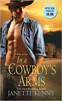 Book In a Cowboy's Arms (Lost Sons Trilogy)