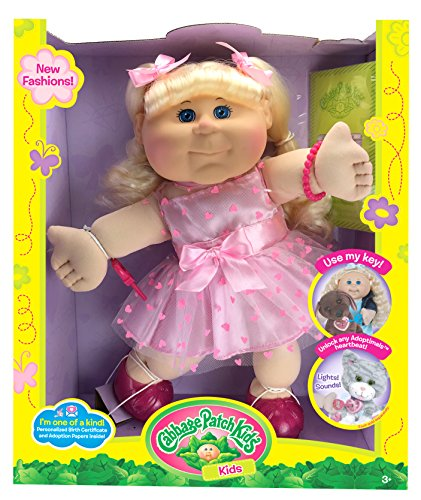 Cabbage Patch Kids Blonde Fashion