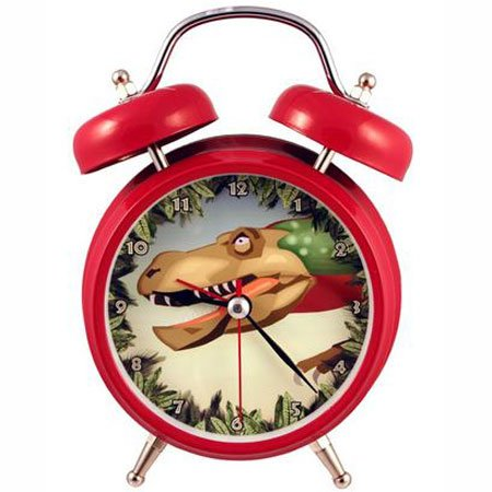 T Rex Talking Alarm Clock product image