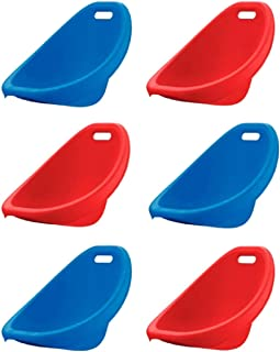 product image for American Plastic Toys Scoop Rocker in Assorted Colors (Pack of 6)