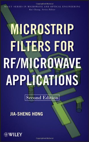 [PDF] Microstrip Filters for RF/Microwave Applications, 2nd Edition Free Download | Publisher : Wiley | Category : Science | ISBN 10 : 0470408774 | ISBN 13 : 9780470408773