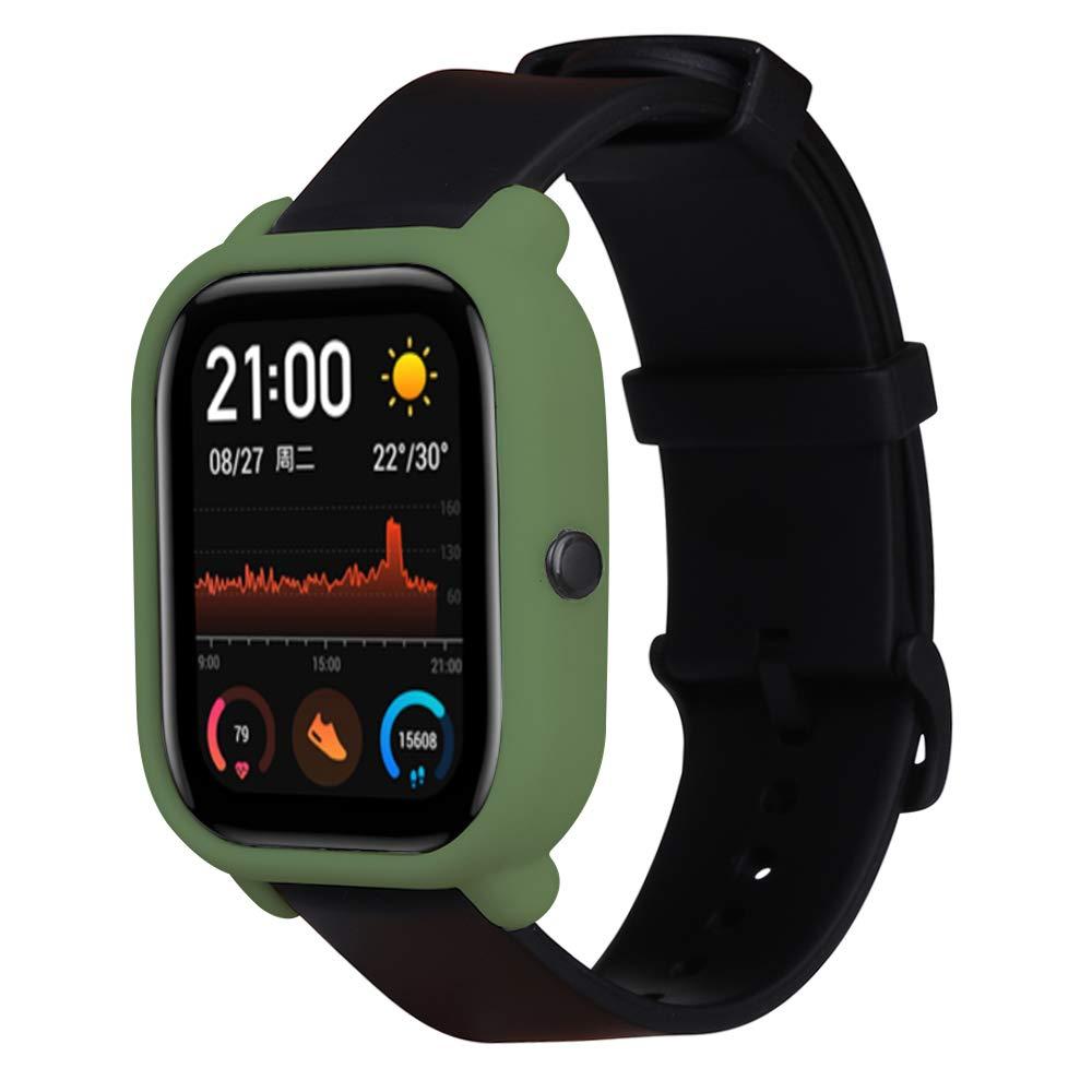 Merymall Compatible con Xiaomi Huami Amazfit GTS Watch Funda ...