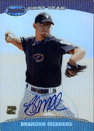 Amazoncom 2004 Bowmans Best Baseball Rookie Card Bem