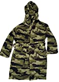 Prince of Sleep Fleece Robe Robes for Boys 75508-CAMOGRN-8