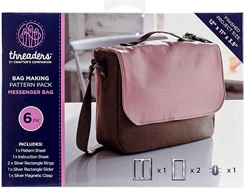 - Threaders TH-PP-03 Messenger Bag Kit, Multi