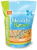 Natural Balance Healthy Bones Treats with Oatmeal, Chicken, and Pumpkin for Dogs, 8-Ounce Bag, My Pet Supplies