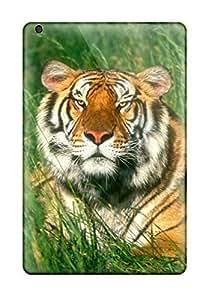 Awesome Design Tiger Picture Hard Case Cover For Ipad Mini/mini 2