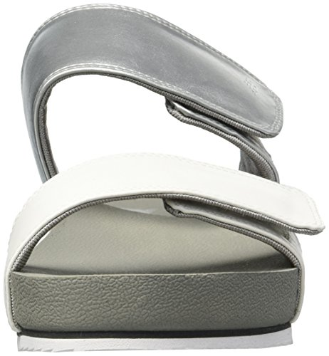 Nuovo Equilibrio Sandalo Da Donna City Sandalo Argento