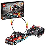 LEGO Technic - Gru Mobile con 8 Ruote Sterzanti, 4 Stabilizzatori a Controllo Individuale, 2 Cabine, Braccio Telescopico…  LEGO