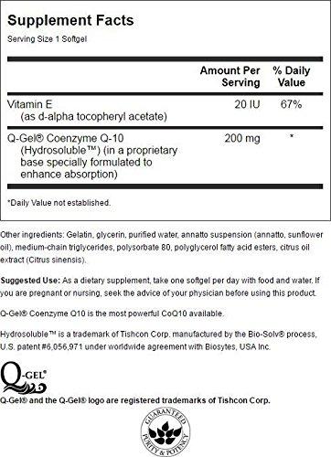 Amazon.com: q-gel Mega 200 200 mg 30 sgels: Health ...