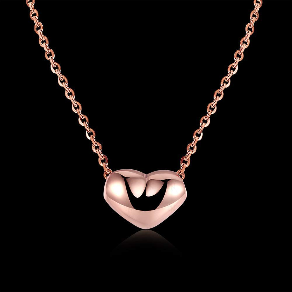 Women Elegant Home Love Girl Love Clavicle Necklace Wholesale Couple Jewelry Gift Alloy Korean Ornaments
