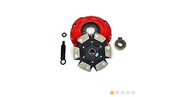 Amazon.com: EFT STAGE 3 CLUTCH KIT VW GOLF GTI JETTA PASSAT CORRADO VR6 2.8L 12VALVE SOHC: Automotive