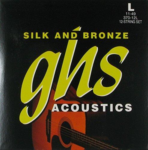 Ghs Acoustic Guitar Silk - 3