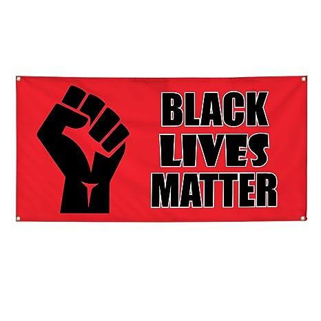 BLACK LIVES MATTER Cutom Vinyl Decal