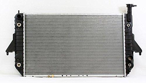 Super High Quality Radiator for Chevrolet Astro Van Original Replacement Plastic (Chevrolet Astro Radiator Replacement)