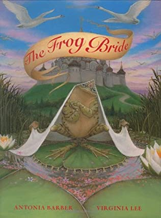 book cover of The Frog Bride