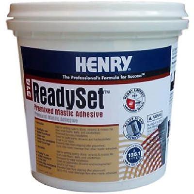 HENRY, WW COMPANY 12255 QT #314 Cera Adhesive
