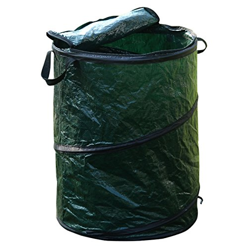 Giantex Collapsible Pop Up Camp Trash Can Portable Outdoor Garbage Hiking Storage In The Uae