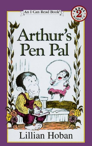 Arthur's Pen Pal (I Can Read Books: Level 2) by Perfection Learning