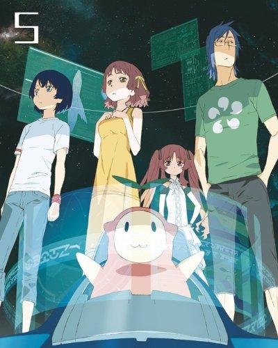 Animation - Ano Natsu De Matteru (Waiting In The Summer) 5 [Japan LTD BD] GNXA-1455