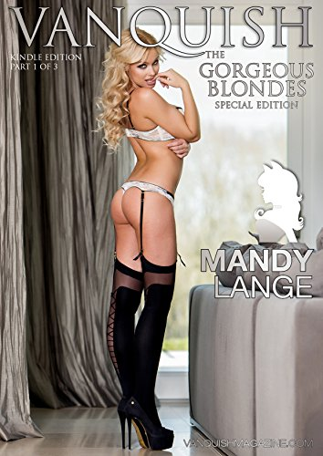 Vanquish Magazine - Gorgeous Blondes - Mandy Lange ()