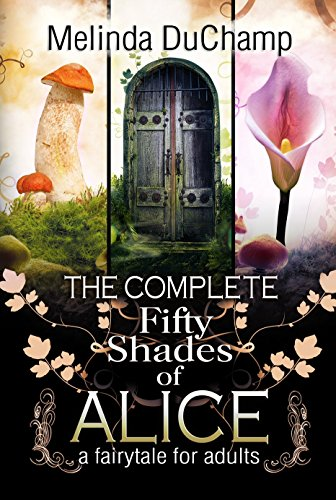 Complete Fifty Shades Alice Trilogy ebook product image