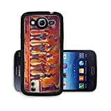 Liili Premium Samsung Galaxy Mega 5.8 Aluminum Backplate Bumper Snap Case IMAGE ID: 9845534 Many people on the fresco in museum antropology in Mexico