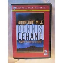Moonlight Mile by Dennis Lehane Unabridged MP3 CD Audiobook