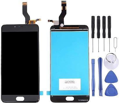 YANSHANG Repuestos para Smartphone para Meizu M3 Note/Meilan Note 3 (versión Internacional) / Pantalla LCD L681H y ensamblaje Completo del digitalizador (Negro) Partes de refacción (Color : Black): Amazon.es: Electrónica