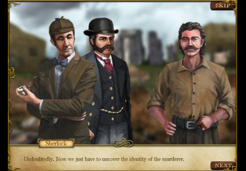 The Lost Cases of Sherlock Holmes 2 - PC/Mac
