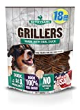 Betsy Farms Duck Grillers Dog Jerky Treats, 18 Oz Duck Jerky Treats For Dogs Review